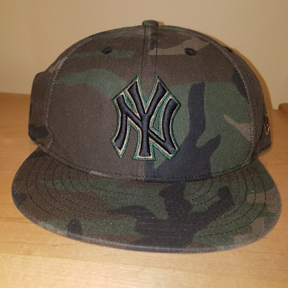 4d605bd14 Fatigue New York Yankees fitted cap
